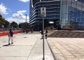 Botany Road Streetscape Upgrade
