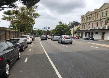 MOORE PARK ROAD, PADDINGTON