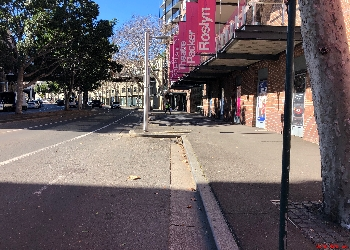 Hickson Road, Millers Point
